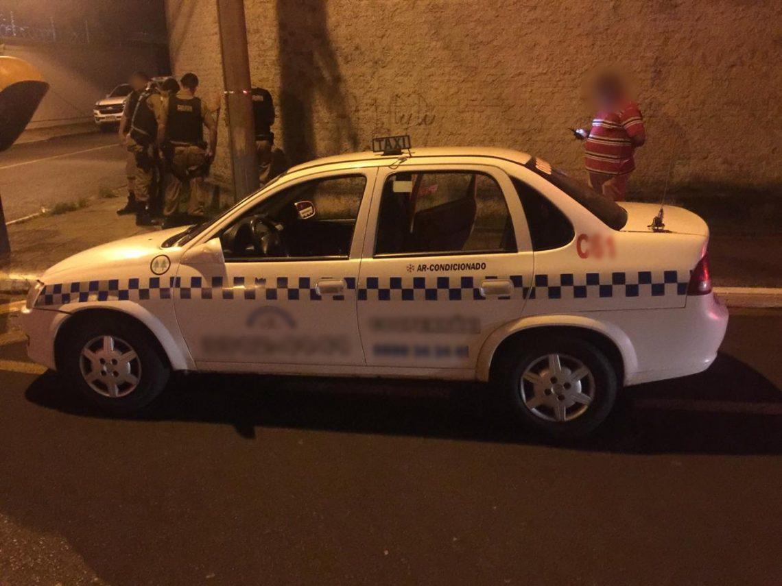 Estrangeiro é baleado em assalto na cidade Uberaba