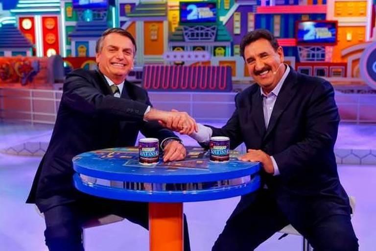 Jair Bolsonaro em Entrevista ao SBT - Ratinho