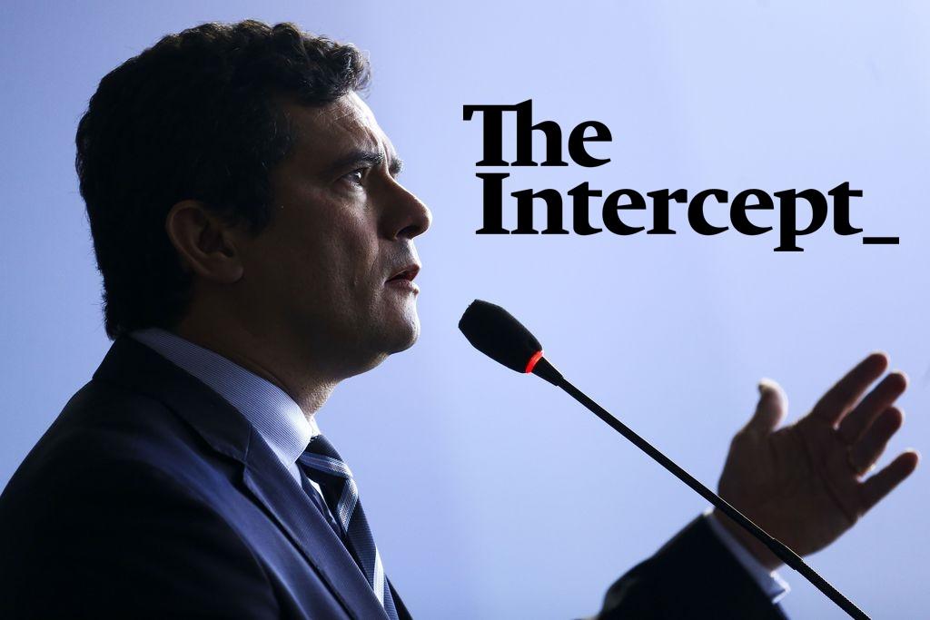 Sérgio Moro The Intercept