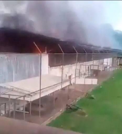 52 pessoas morrem em rebelião no Pará