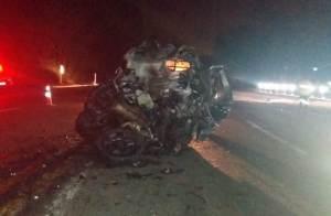 BR-040 Empresário morre e 34 pessoas ficam feridas em acidente