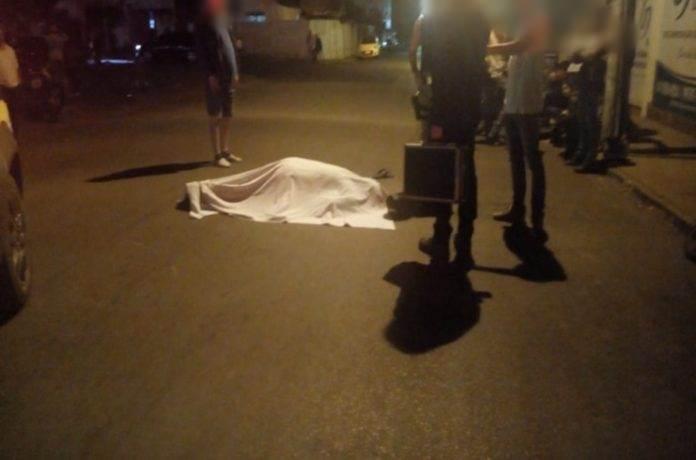 Ciclista bate em carro e morre em Lagoa Formosa