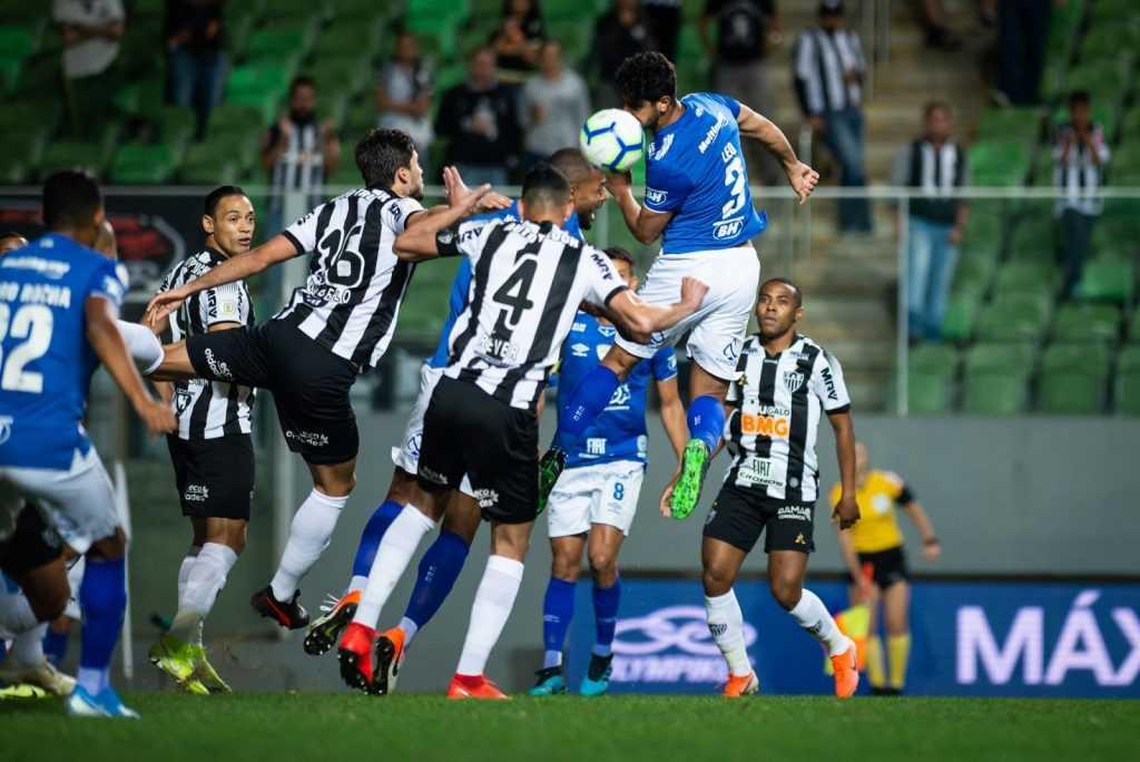 Cruzeiro perde para o Atlético-MG
