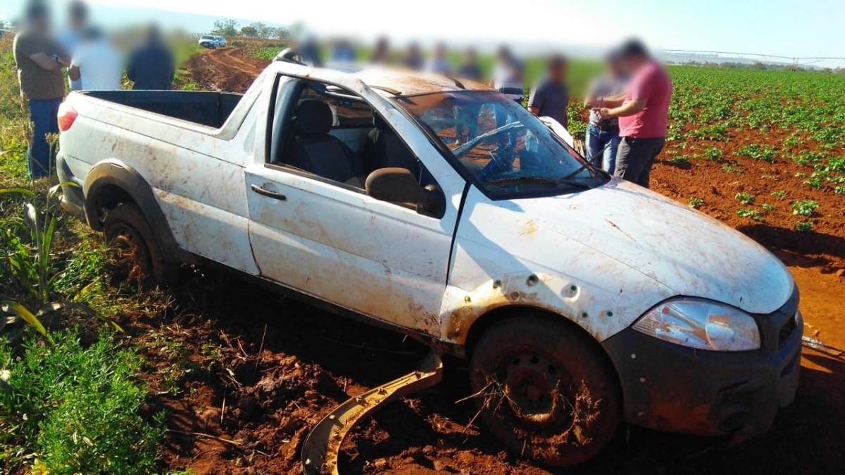Jovem morre em acidente na MG-230 em Rio Paranaíba