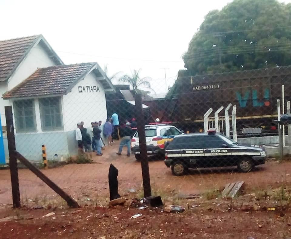 Homem é encontrado morto em Serra do Salitre