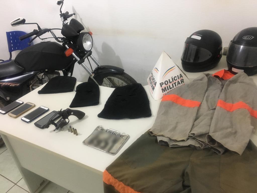 Homicídio Jovem é morto a tiros em Serra do Salitre
