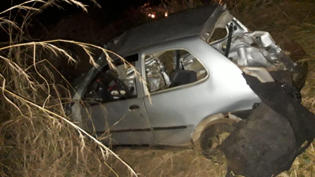 Tragédia Quatro mortos e três feridos em acidente na BR-354