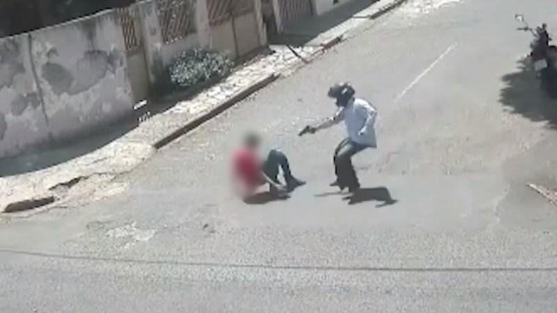 Jovem é morto a tiros no Bairro Taiaman em Uberlândia