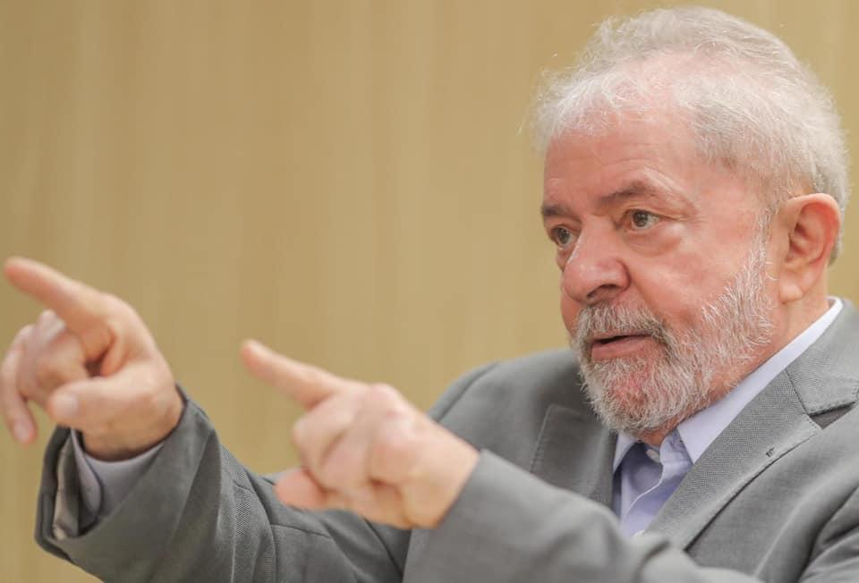 Lula acredita na liberdade, na união nacional e na vitória em 2022