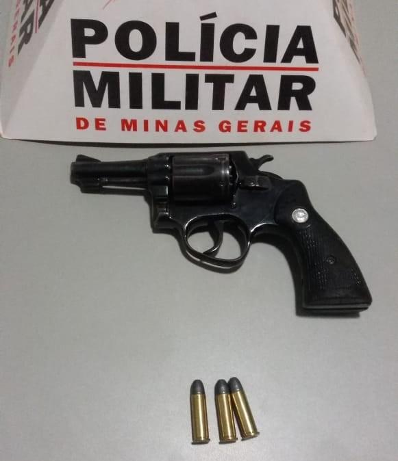 Homicídio em Tiros/MG: Homem é morto e PM prende suspeito