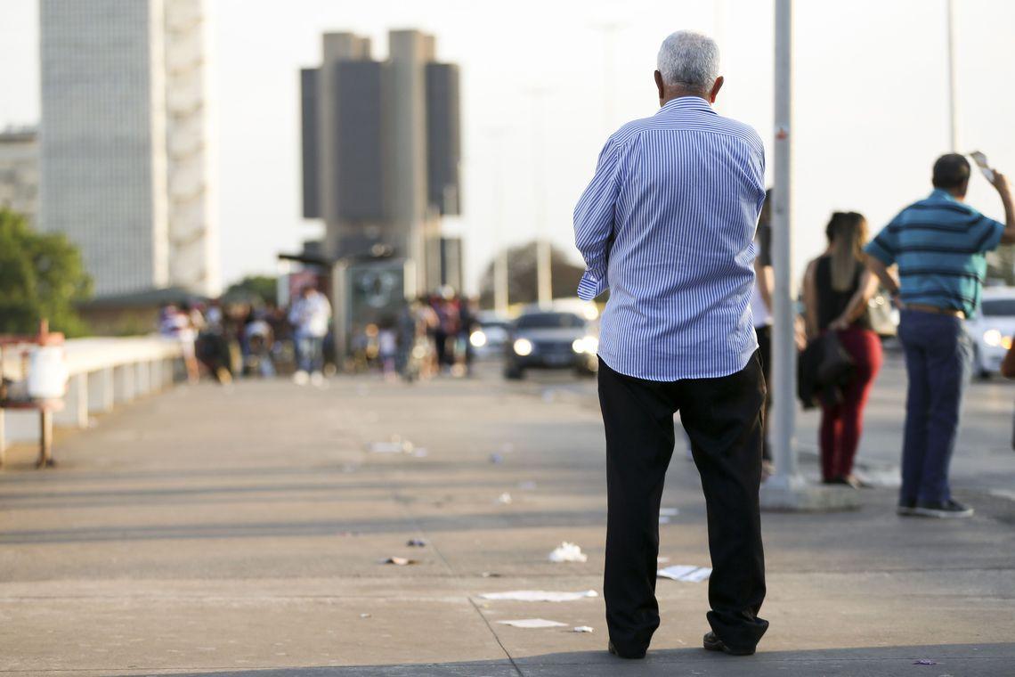 Sobe a expectativa de vida dos brasileiros