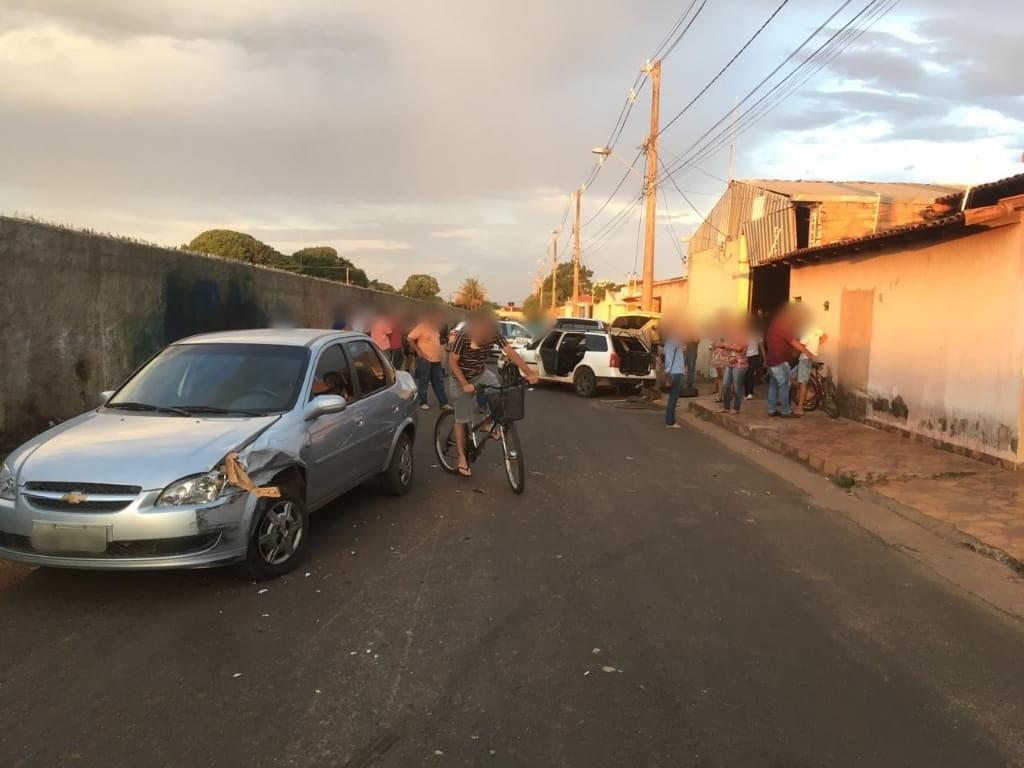 Perseguição termina com batidas e prisões em Monte Carmelo