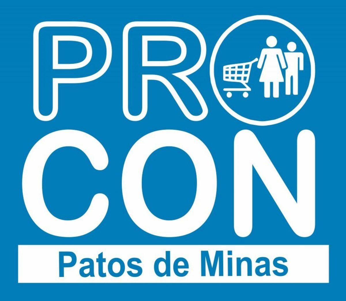 Procon Patos de Minas Black Friday