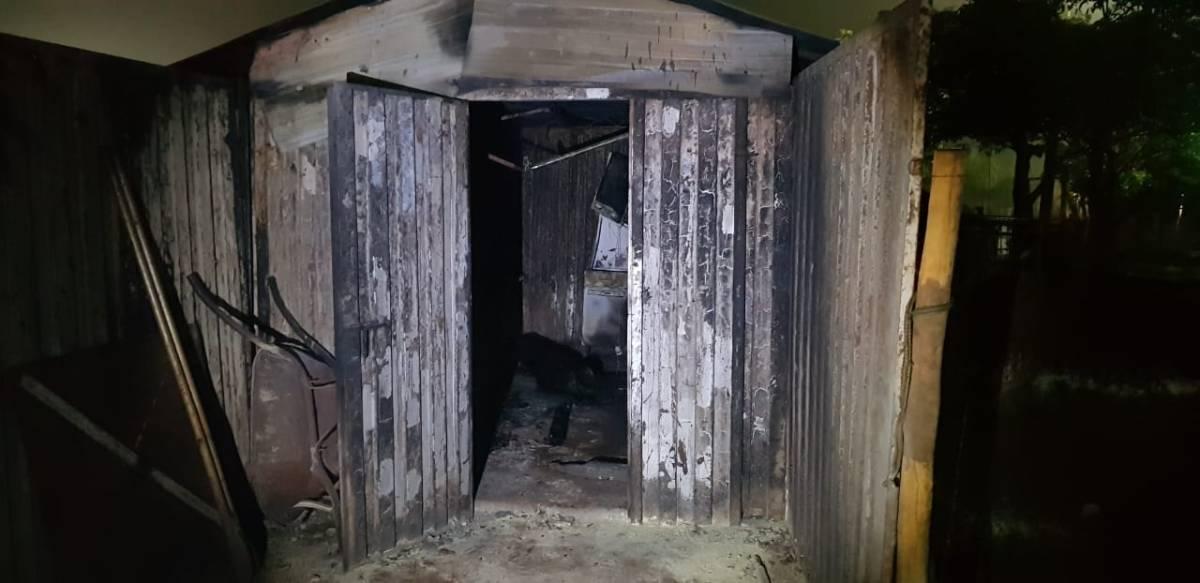 Homem morre em incêndio em Uberlândia
