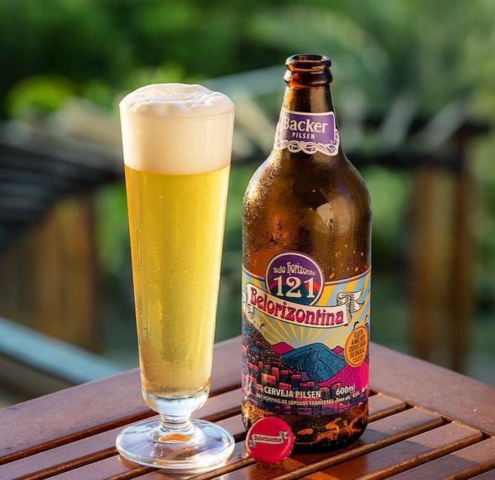 Cerveja Belorizontina - Backer