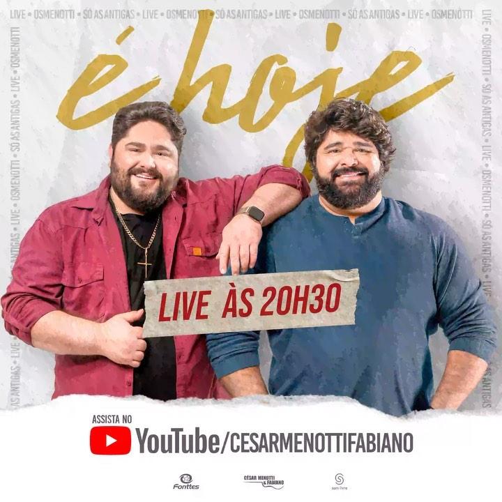 César Menotti e Fabiano