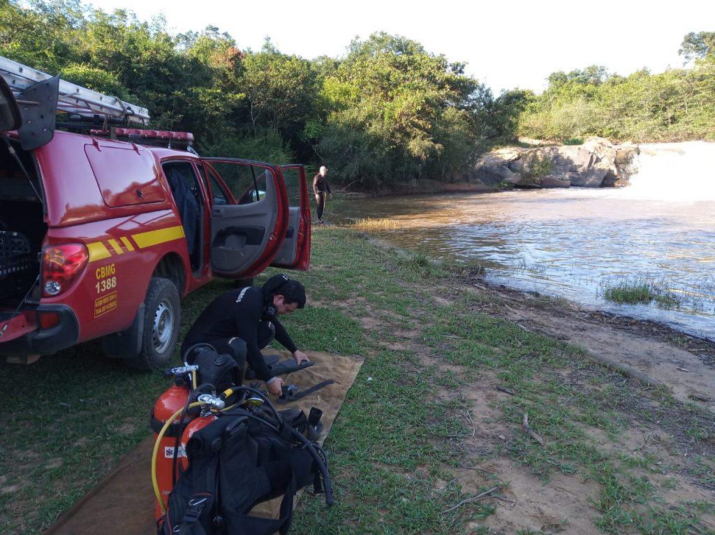Homem morre afogado em cachoeira de Patrocínio-MG