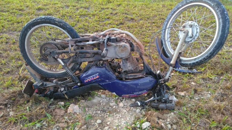 Motociclista é encontrado morto no trevo de Serra do Salitre