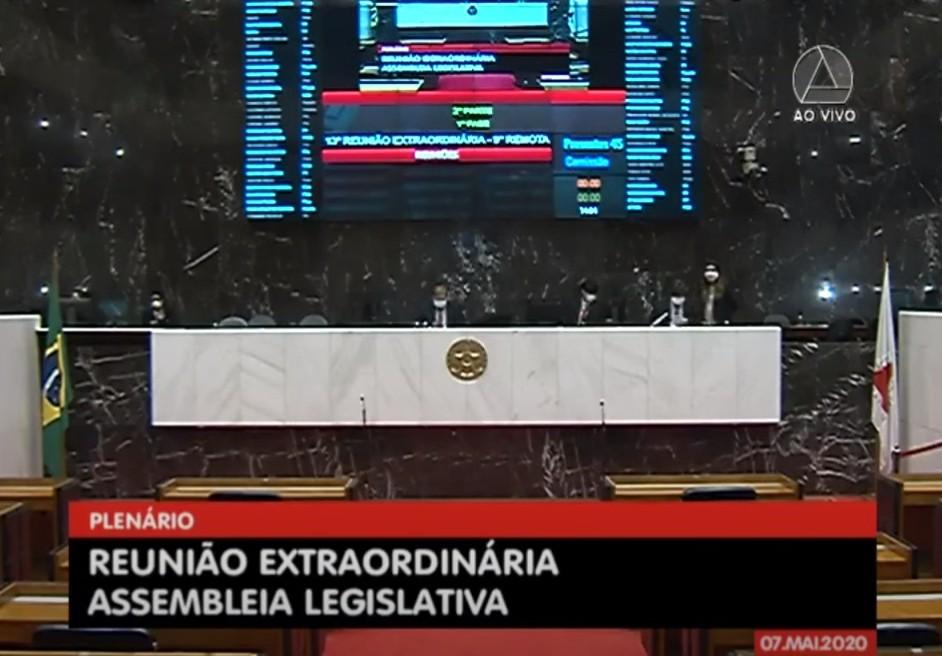 Deputados reconhecem calamidade em Patos de Minas e em outros 52 municípios