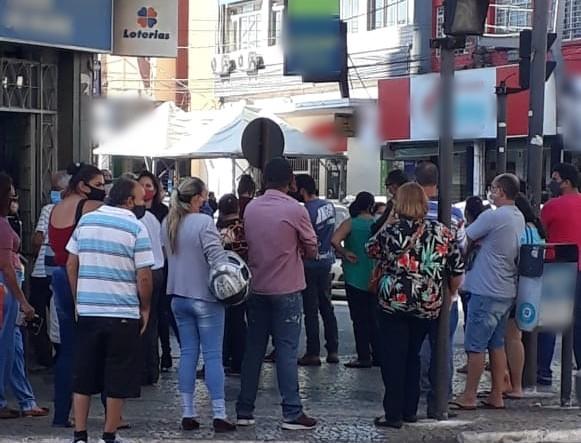 Lotéricas Patos de Minas aglomeração