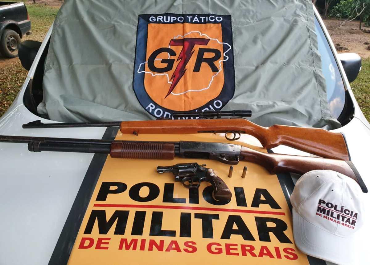 Romaria/MG - Armas