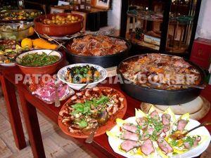buffet - self service