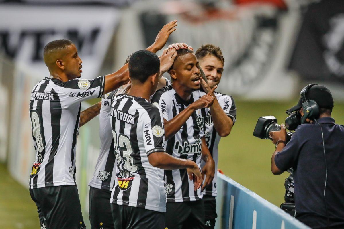 Atlético-MG x Goiás - Brasileirão