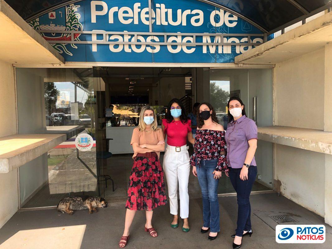 Estagiário da comunicação de Patos de Minas