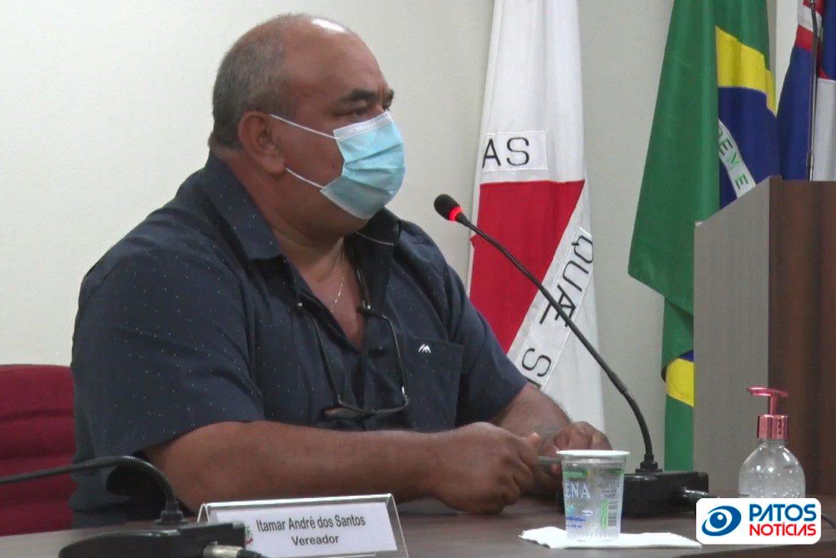 Walterley Coelho Alves - depoente COPASA CPI Patos de Minas