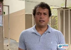 José Luiz - vereador de Patos de Minas