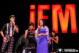Zelle with iFM DJs