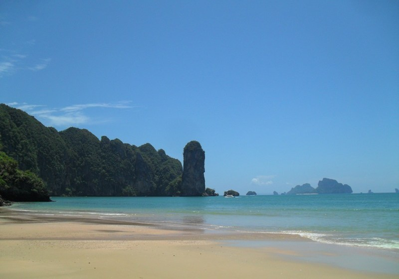 On Missing Thailand While in Thailand: Krabi