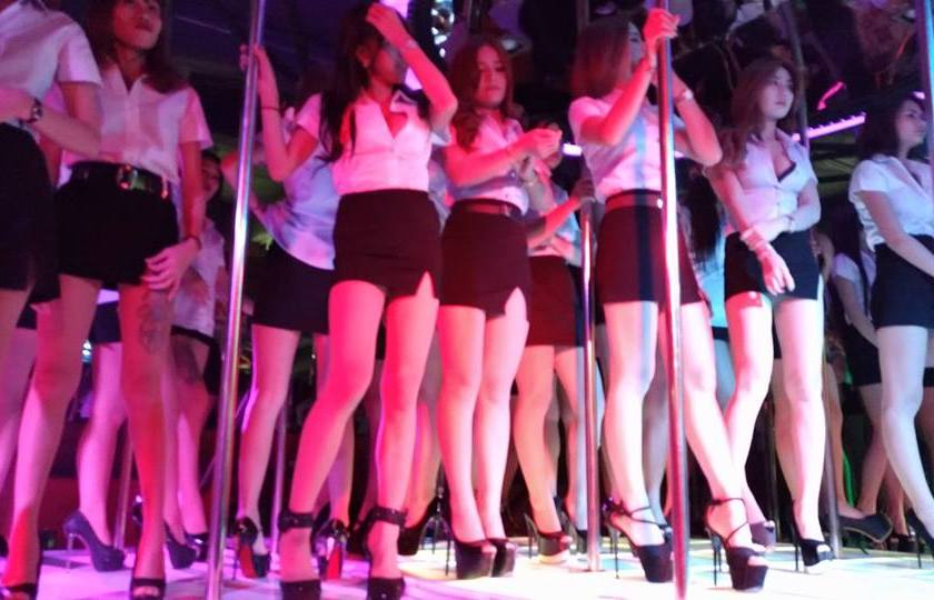 Exclusive Video: Extra Spicy Gogo Dancer, Patpong