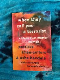 celebrate juneteenth: read when they call you a terrorist