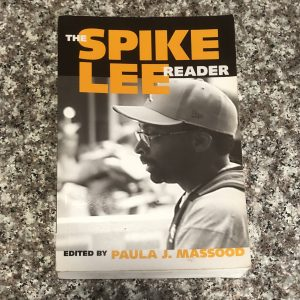 paperback book: The Spike Lee Reader