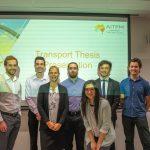 PATREC Supervised Students Present at AITPM Thesis Night
