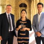 PATREC researcher wins 2020 Aspire Award