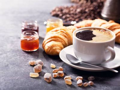 Koffein (Kaffee)am Morgen: Hemmtes Appetit & Kalorienaufnahme?