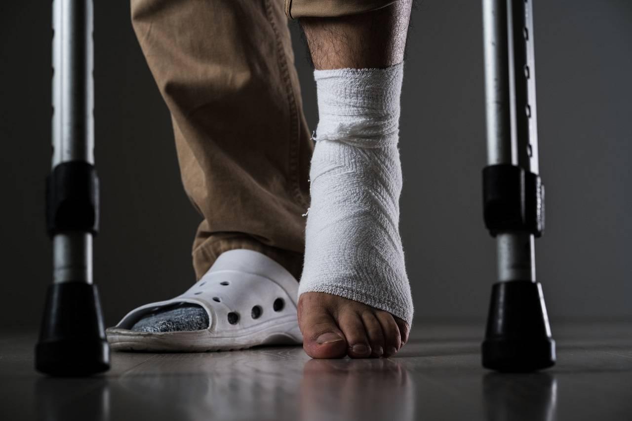 Rehabilitation von Verletzungen: Luft & Liebe sind leider nicht ausreichend