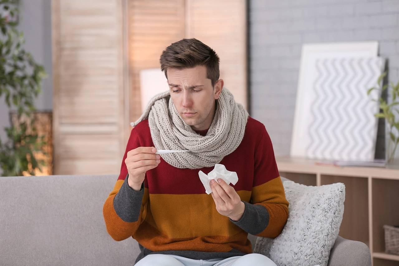Krank zum Training? Was tun bei Erkältung, Grippe & Co.