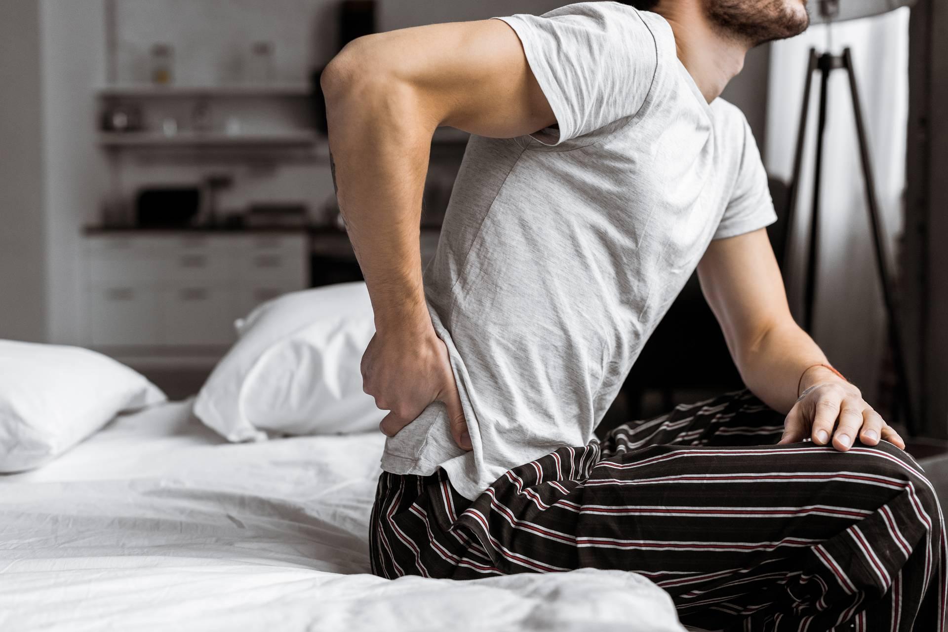 Schmerz lass nach: Krafttraining zur Behandlung unspezifischer Rückenschmerzen