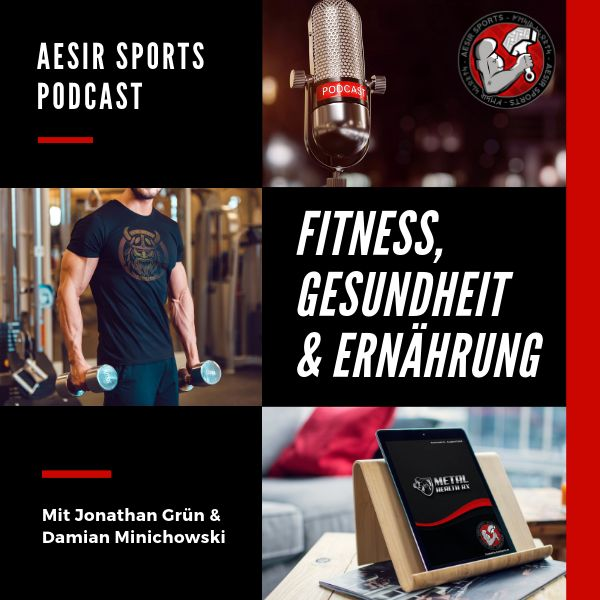 Willkommen beim Aesir Sports Podcast