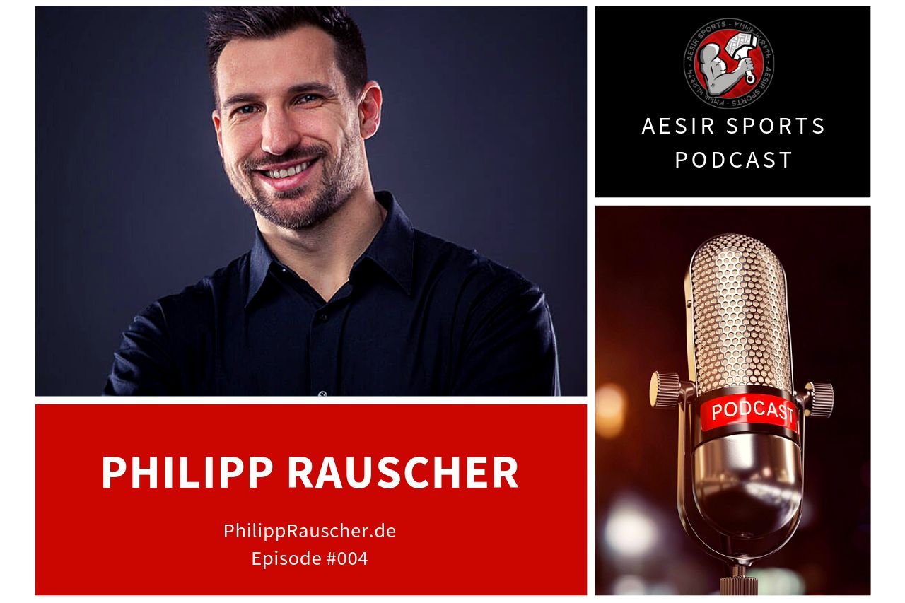 Release: Podcast Episode #004 – Philipp Rauscher (Logisch-Ernähren, Built By Science, Fitpreneur) | September 2019