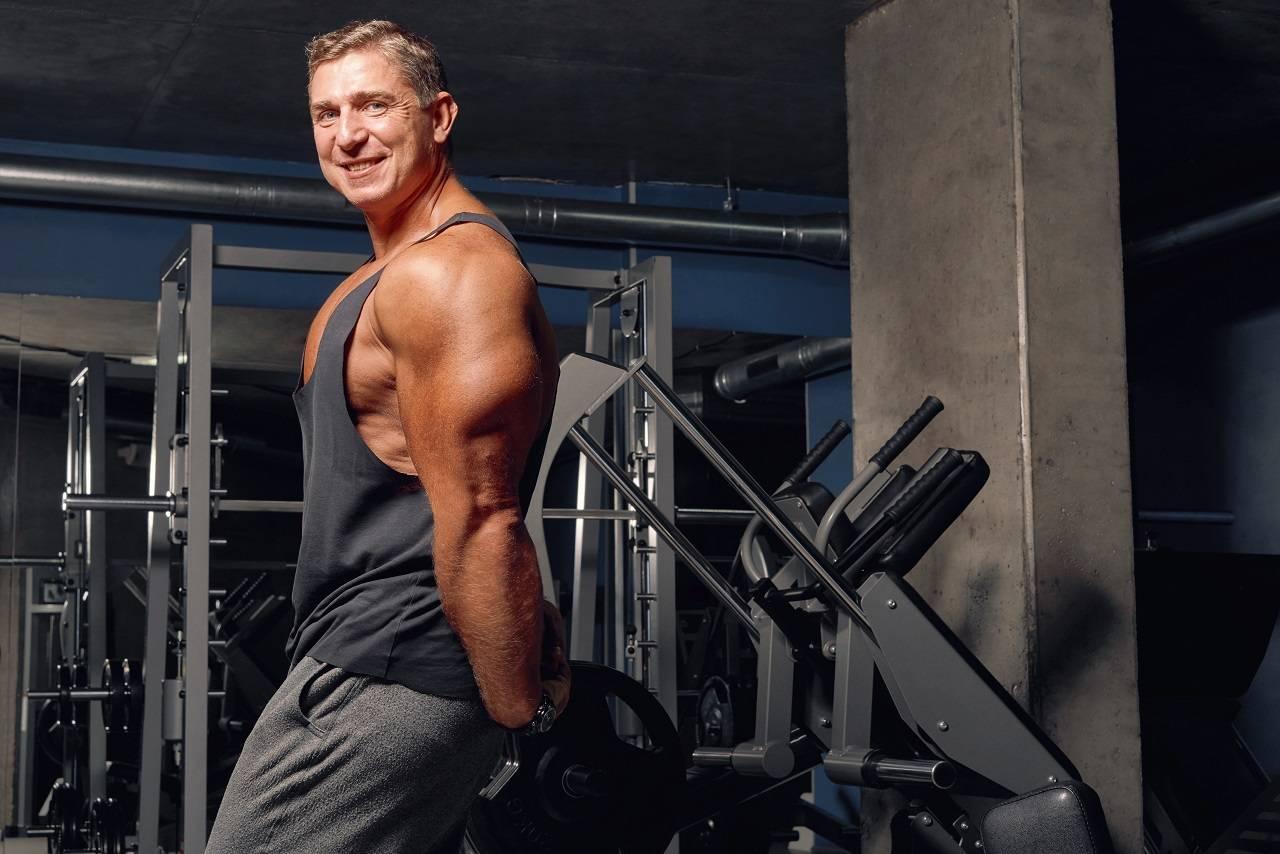 Ü40 Training I: Krafttraining & Muskelaufbau jenseits des 40. Lebensjahres