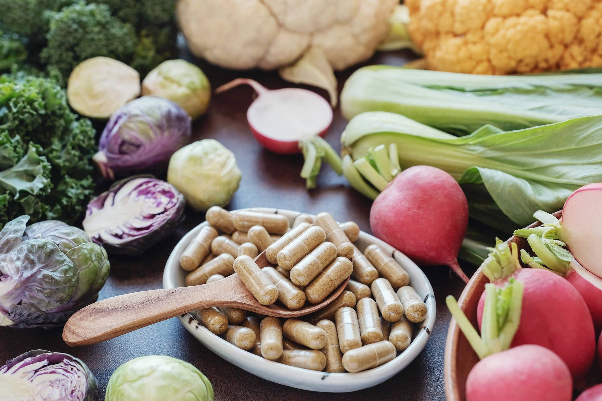 Ernährungsgewohnheiten & Supplemente zur Reduktion chronischer Schmerzen
