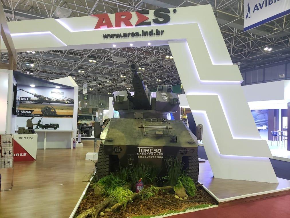 ARES – Empresa Brasileira de Defesa na LAAD 2019. Saiba mais!