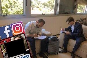 Eduardo Bolsonaro processa Facebook e Instagram por censura