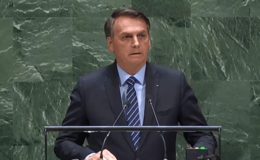 Bolsonaro discursa na Assembleia Geral da ONU. Assista!
