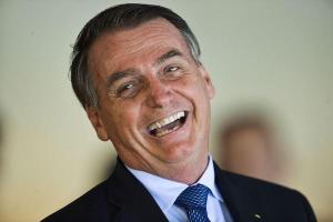 """""""tem sede de poder, não consegue administrar o estado dele"""" diz Bolsonaro sobre Doria"""