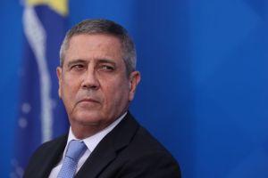 Renan volta a pedir convocação do Gen. Braga Netto na CPI